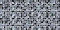 1 PALLET CERAMIC WALL TILE MOSAIC EFFECT 25X50 TREND BLACK SHINE (90 sqm, to 4,38 €/sqm) - SPC