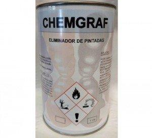 CHEMGRAF GRAFFITI ELIMINATOR 1 LITER BOTTLE - AVG