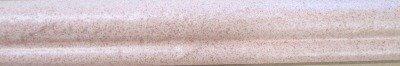 MOULDING CERAMIC WALL TILE 5X33,3 TIERRA - azo