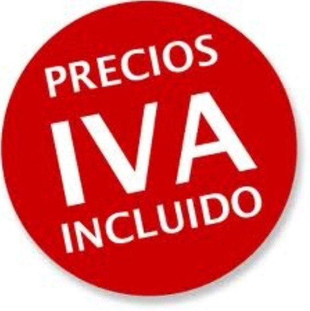 IVA INCLUIDO